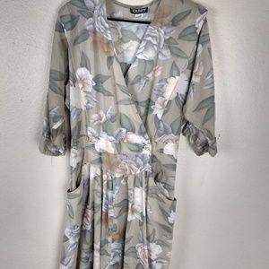 Tabby of California size 18 long dress C25